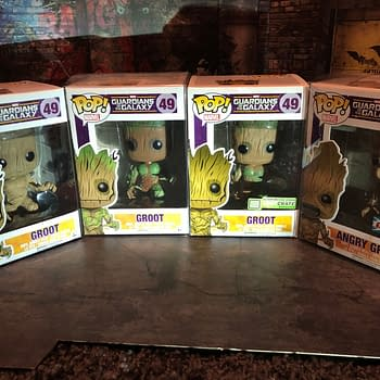 Funko MCU &#8211 Guardians of the Galaxy &#8211 Groot Edition