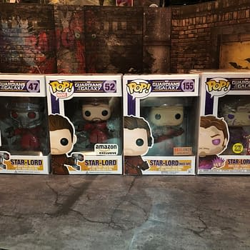 Funko Marvel Cinematic Universe &#8211 Guardians of the Galaxy (2014)