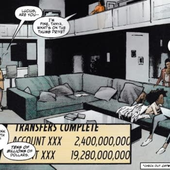 Defund Batman - How Bruce Wayne Changes In 2021 Thanks To Lucius Fox