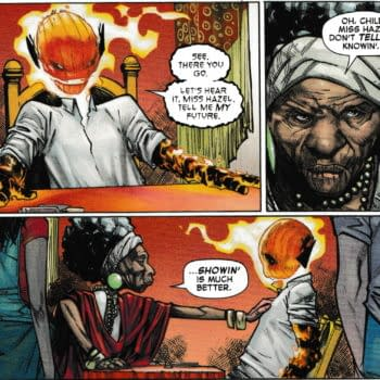 Strange Academy Can See The Future For Doyle Dormammu