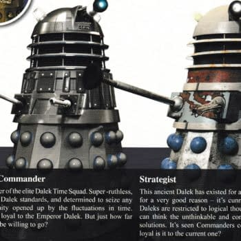 Time Lord Victorious Revealed In Doctor Who Annual 2021 (Spoilers)
