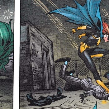 Dick Grayson Is Back Batgirl in Continuity &#8211 Nightwing #74 Spoilers