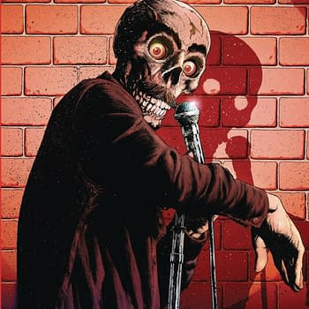 Knock 'Em Dead #1 in AfterShock Comics' December 2020 Solicits