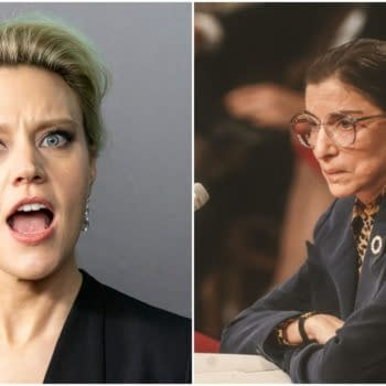 SNL Star Kate McKinnon Pays Tribute to Ruth Bader Ginsburg