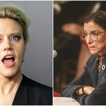 SNL Star Kate McKinnon Pays Tribute to Justice Ruth Bader Ginsburg