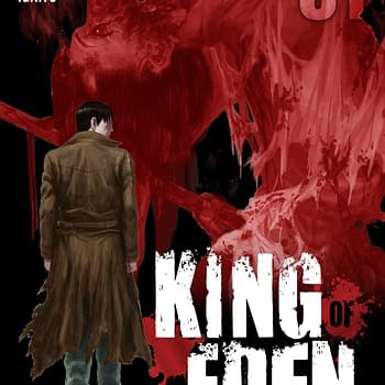 King of Eden: Another Take on the Zombie Apocalypse