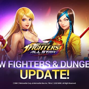 The King Of Fighters AllStar Gets A New Mode In Latest Update