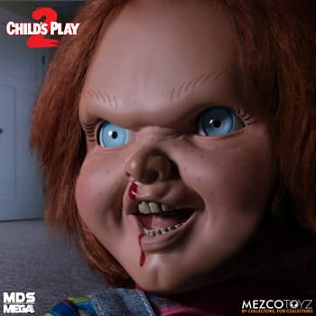 Chucky Arrives with New Childs Play 2 Talking Figure from Mezco Toyz