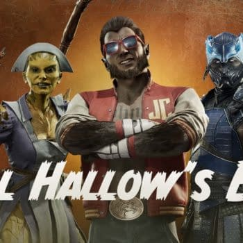 Mortal Kombat 11: Aftermath Receives The All Hallows' Eve Pack