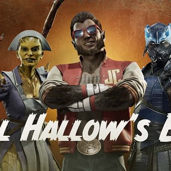 Mortal Kombat 11: Aftermath Receives The All Hallows Eve Pack