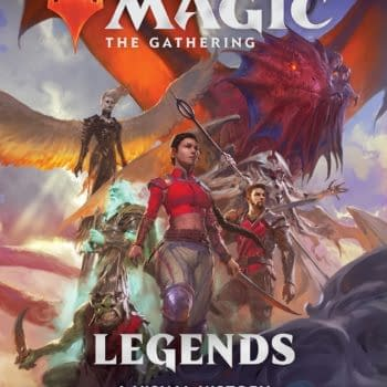 WotC Reveals New Visual History Book - Magic: The Gathering: Legends