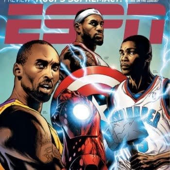 Why Don't Sports And Comics Cross Over More Often?