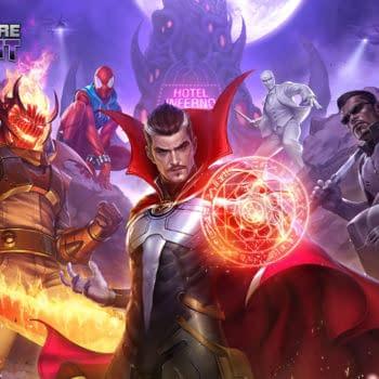 Marvel Future Fight Gets A New Doctor Strange Update