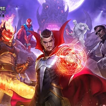 Marvel Future Fight Gets A New Doctor Strange Update