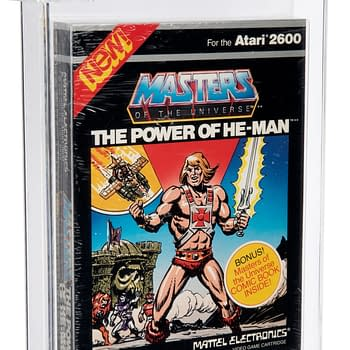 Masters Of The Universe Atari Game On Auction At Heritage Auctions