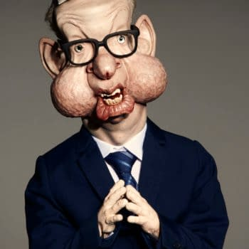 Spitting Image Returns, Weekly, From October 3rd