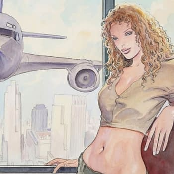 When Milo Manara Paid Sexy Tribute to 9-11 Attacks