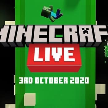 Mojang Announces Minecraft Live For October 3rd