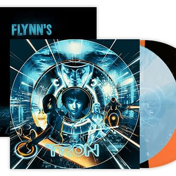 Tron: Legacy Mondo Reissue Sold Out Possible Second Pressing Coming