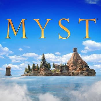Cyan Reveals Theyre Developing The Game Myst For VR