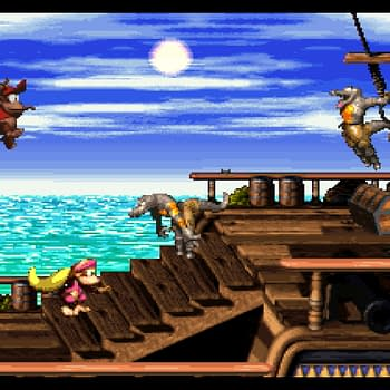 Nintendo Switch Online Is Getting Donkey Kong Country2