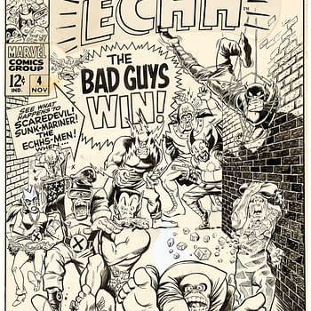 Not Brand Echh #4 Cover By Marie Severin On Auction At Heritage