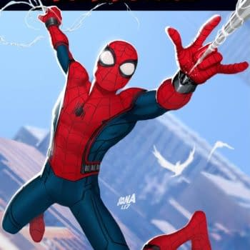 Obscure Comics: Spider-Man: Homecoming Part 3, Morning Rush & Jim Zub