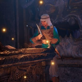 The Prince Returns in New Prince of Persia: The Sands of Time Remake