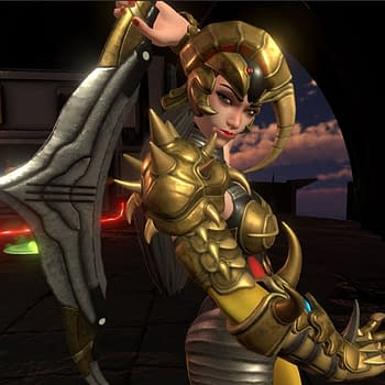 Scorpina Arrives In Power Rangers: Battle For The Grid