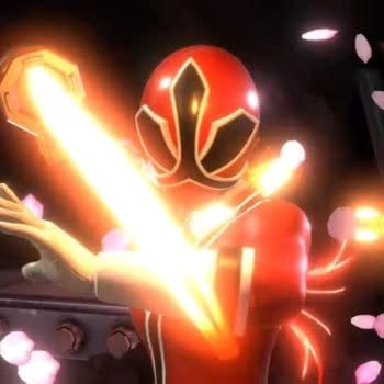 Power Rangers: Battle For The Grid Gets Lauren Shiba DLC Next Week