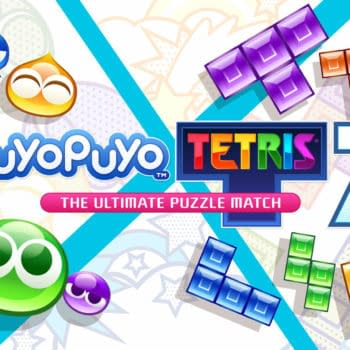 SEGA Officially Announces Puyo Puyo Tetris 2