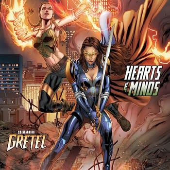 Belle: Hearts &#038 Minds Review: Horror &#038 Superhero Action