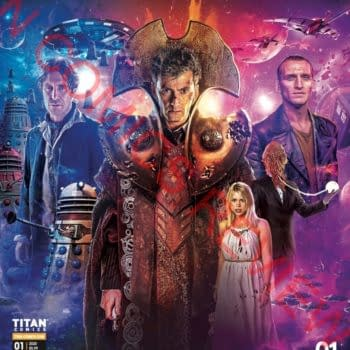 Doctor Who: Time Lord Victorious #1 Review:
