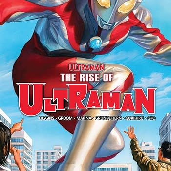 The Rise of Ultraman #1 Review: Ultraman is Nowhere to Be Found