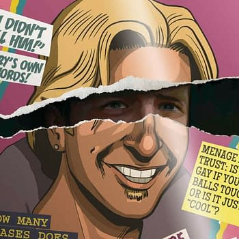 Sex Criminals: Sexual Gary #1 Review: No Brand Can Hold Him