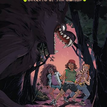 Goosebumps: Secrets of the Swamp #1 Review: Fever Swamp Nostalgia