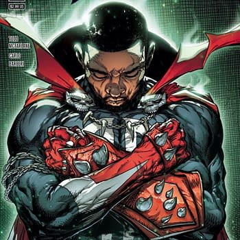 Spawn #311 Will Feature a Chadwick Boseman Tribute Cover