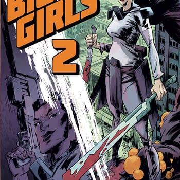 Big Girls #2 Review: A Sci-Fi Thriller Teeming With Moral Ambiguity