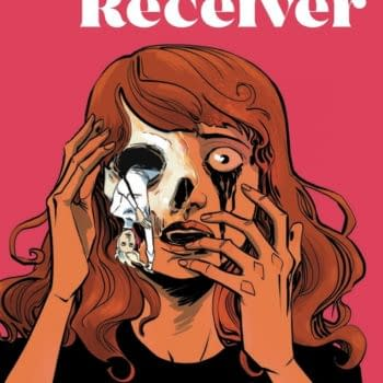 Review: Lonely Receiver #1