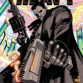Heavy #1 Review: Max Bemis and Eryk Donovan Reimagine Purgatory