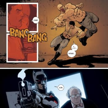 DC Comics 2021 Spoilers: Bane and The Joker