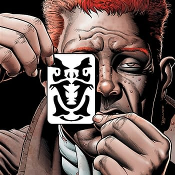 Brian Bolland Redraws Killing Joke as Rorschach Forbidden Planet Cover