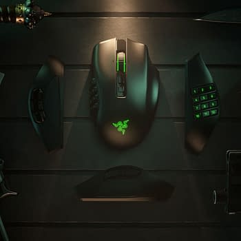 Razer Unveils Their New Modular Gaming Mouse In The Naga Pro
