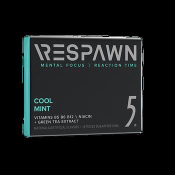 Razer Teams With Mars Wrigley To Make Respawn By 5 Gum