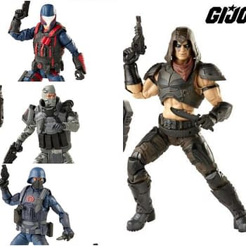 GI Joe Classified Reveals From Hasbro Pulsecon Include Zartan Firefly