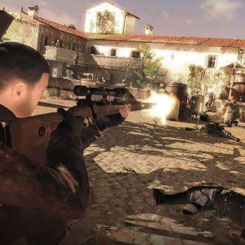 Sniper Elite 4 Is Headed To The Nintendo Switch