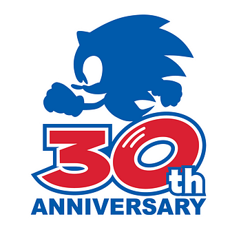 SEGA Reveals Sonic The Hedgehog 30th Anniversary Merch Collection