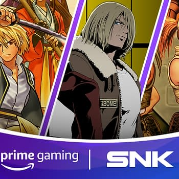 SNK Reveals Final Free Games Collection With Prime Gaming
