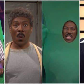 Saturday Night Live: Eddie Murphy Wins Emmy Following Hosting Comeback