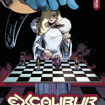 How Far Gone are the Heroes in Excalibur #12 Morally Speaking [XH]